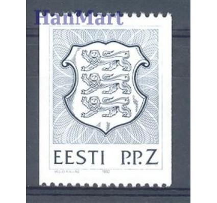 Estonia 1992 Mi 197z Czyste **