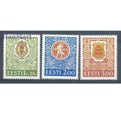 Estonia 1994 Mi 225-227 Czyste **