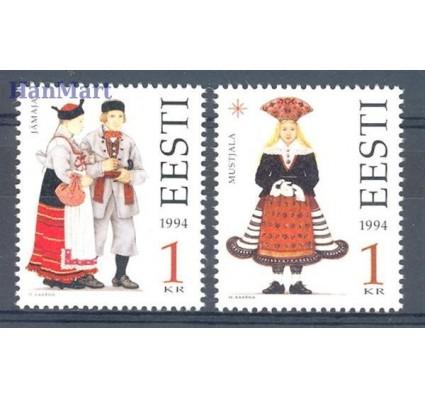 Estonia 1994 Mi 235-236 Czyste **