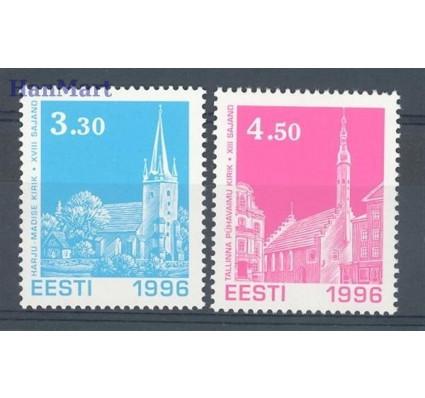 Znaczek Estonia 1996 Mi 290-291 Czyste **