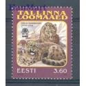 Estonia 1999 Mi 340 Czyste **