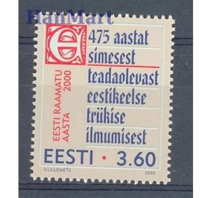 Znaczek Estonia 2000 Mi 370 Czyste **