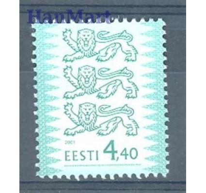 Estonia 2001 Mi 376II Czyste **