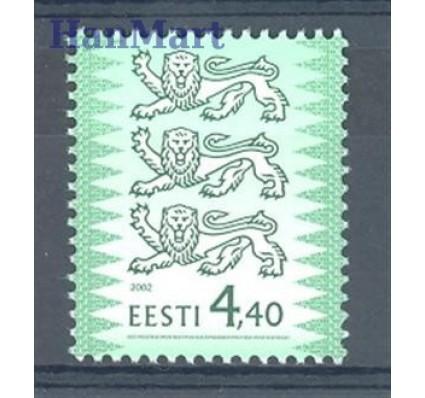 Estonia 2002 Mi 376III Czyste **
