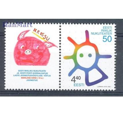 Znaczek Estonia 2002 Mi zf 432 Czyste **