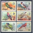 Antigua i Barbuda 1976 Mi 399-404I Czyste **