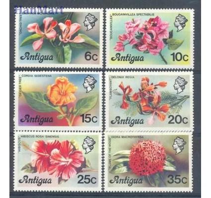 Znaczek Antigua i Barbuda 1976 Mi 405-410I Czyste **