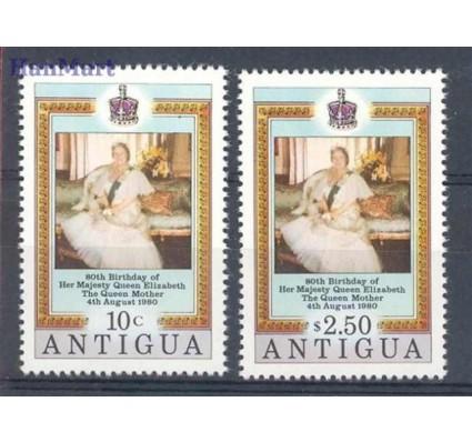 Znaczek Antigua i Barbuda 1980 Mi 589-590 Czyste **