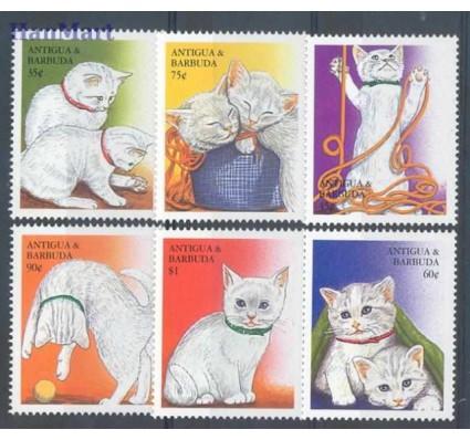 Znaczek Antigua i Barbuda 1999 Mi 2964-2969 Czyste **
