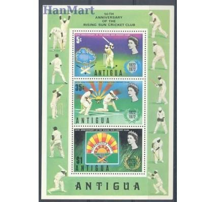 Antigua i Barbuda 1972 Mi bl 5 Czyste **