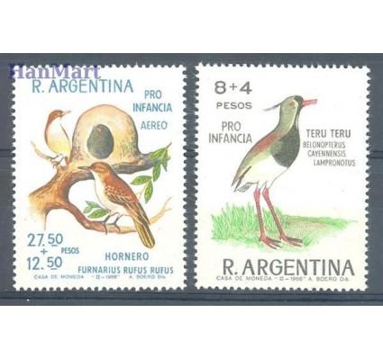 Argentyna 1966 Mi 900-901 Czyste **