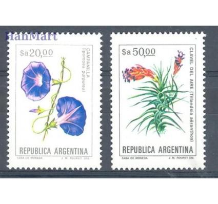 Argentyna 1984 Mi 1704-1705y Czyste **