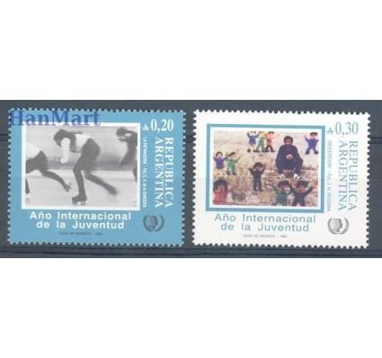 Argentyna 1985 Mi 1775-1776 Czyste **