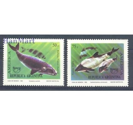 Argentyna 1993 Mi 2190-2191 Czyste **