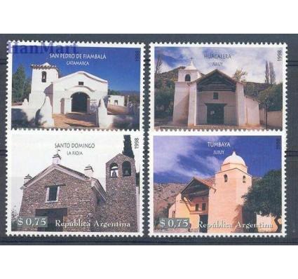 Znaczek Argentyna 1998 Mi 2407-2410 Czyste **