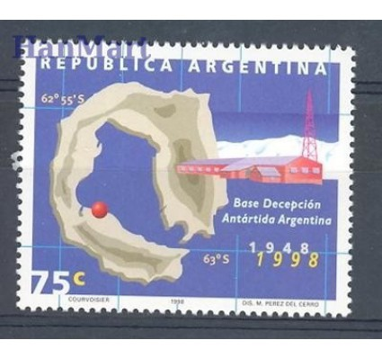 Znaczek Argentyna 1998 Mi 2427 Czyste **