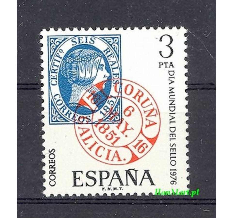Hiszpania 1976 Mi 2211 Czyste **