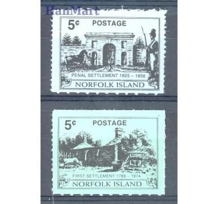 Znaczek Norfolk 1998 Mi 653-654 Czyste **
