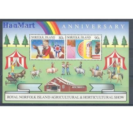 Norfolk 1985 Mi bl 8 Czyste **