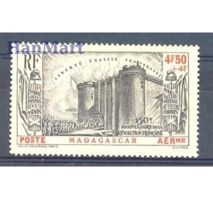 Madagaskar 1939 Mi 266 Z podlepką *