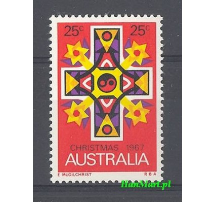 Australia 1967 Mi 394 Czyste **