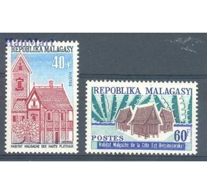 Madagaskar 1969 Mi 608-609 Czyste **