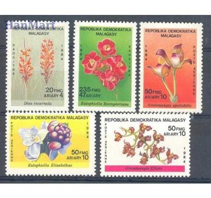 Madagaskar 1984 Mi 966-970 Czyste **
