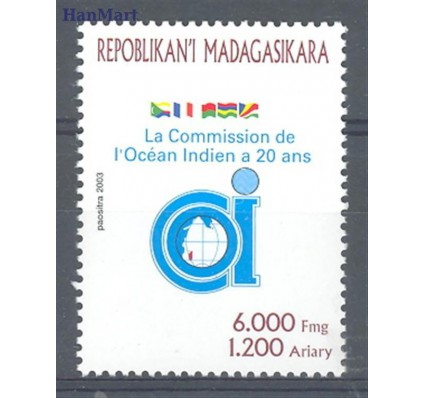 Madagaskar 2003 Mi 2611 Czyste **