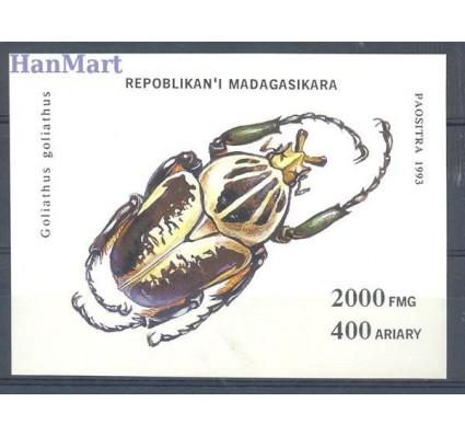 Znaczek Madagaskar 1994 Mi bl 254 Czyste **