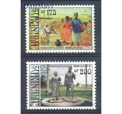 Znaczek Surinam 1998 Mi 1650-1651 Czyste **