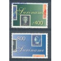 Surinam 1998 Mi 1661-1662 Czyste **