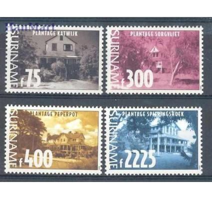 Znaczek Surinam 1999 Mi 1689-1692 Czyste **