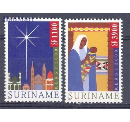 Znaczek Surinam 2000 Mi 1750-1751 Czyste **