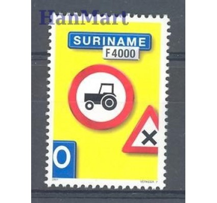 Surinam 2001 Mi 1797 Czyste **