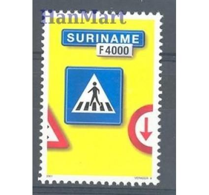 Znaczek Surinam 2001 Mi 1804 Czyste **