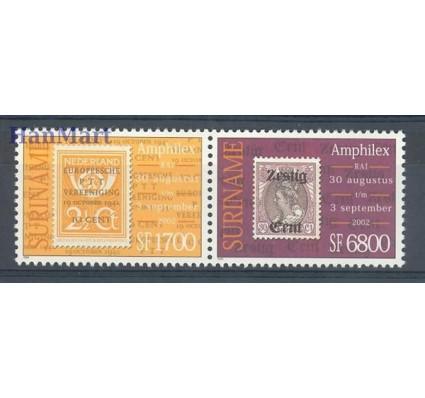 Znaczek Surinam 2002 Mi 1836-1837 Czyste **