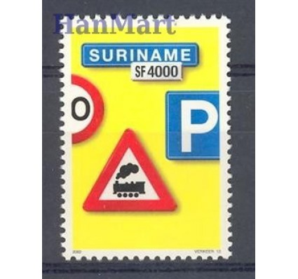 Surinam 2002 Mi 1844 Czyste **
