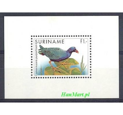 Surinam 1986 Mi bl 43 Czyste **