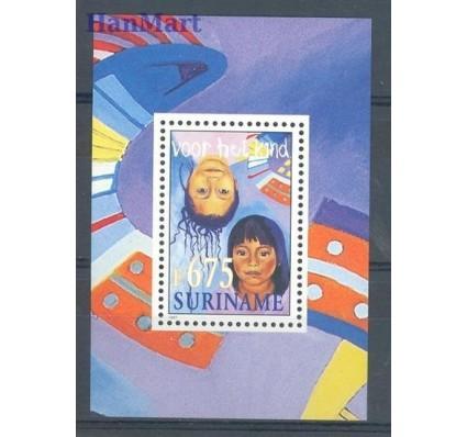 Surinam 1997 Mi bl 71 Czyste **