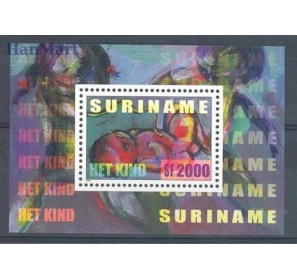 Surinam 2000 Mi bl 83 Czyste **