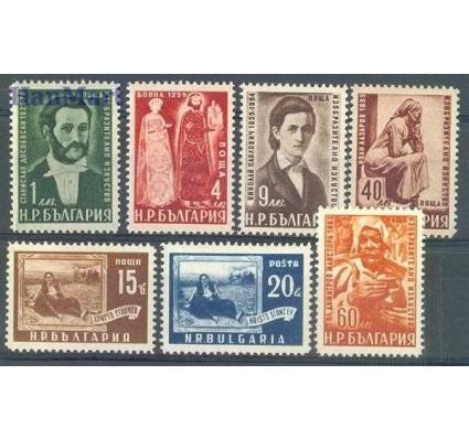 Bułgaria 1950 Mi 731-737 Czyste **