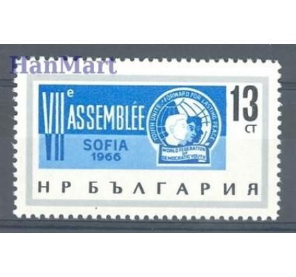Bułgaria 1966 Mi 1631 Czyste **