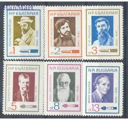 Znaczek Bułgaria 1966 Mi 1677-1682 Czyste **