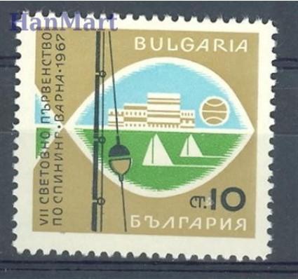 Bułgaria 1967 Mi 1743 Czyste **