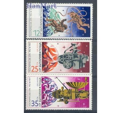 Bułgaria 1977 Mi 2633-2635 Czyste **