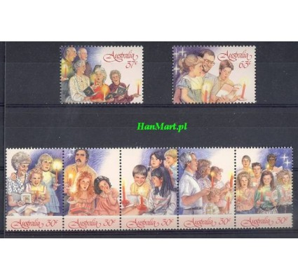 Znaczek Australia 1987 Mi 1067-1073 Czyste **