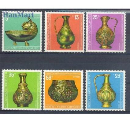 Znaczek Bułgaria 1981 Mi 3015-3020 Czyste **