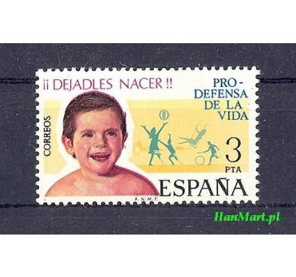 Hiszpania 1975 Mi 2175 Czyste **