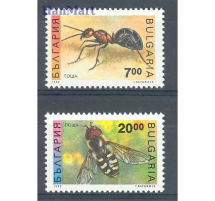 Znaczek Bułgaria 1992 Mi 3998-3999 Czyste **