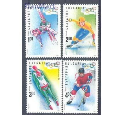 Znaczek Bułgaria 1994 Mi 4103-4106 Czyste **